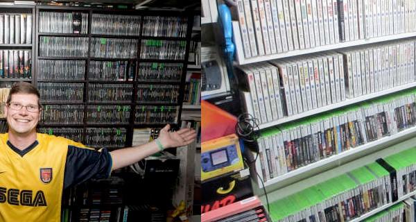 Coleccion gamer
