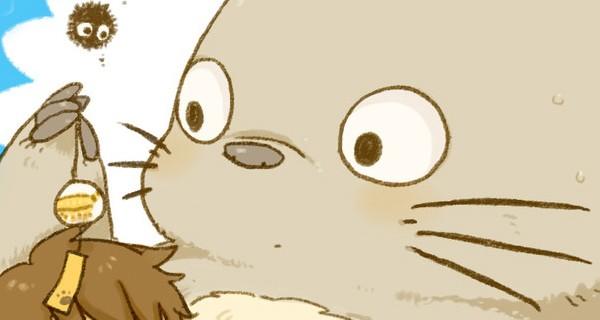 Totoro—Por yukke