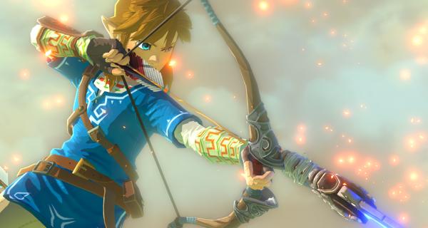 Zelda Wii U 2015