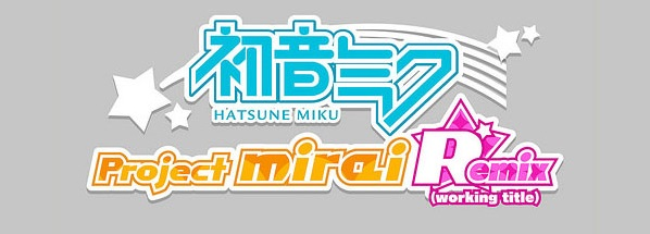 Miku Mirai Remix 3DS West Ann