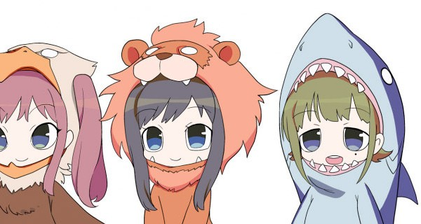 """Wake Up, Girl Zoo!"" un nuevo mini-Anime protagonizado por un zoológico ""moe"""