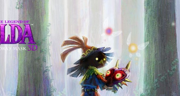 Majora Mask 3DS nintendo