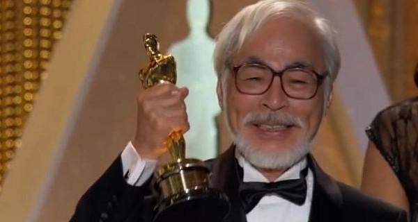 Miyazaki discuro oscar