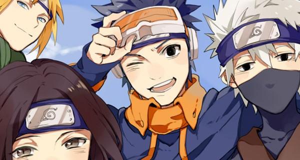Naruto—Por Mon