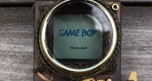 GameBoy Steampunk