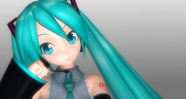 Miku Miku Dance – CC por  Whitfield In World