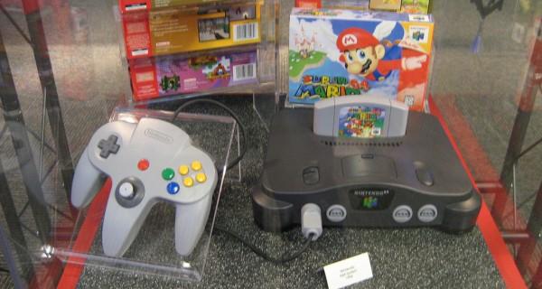 Mario 64 – CC por  sunny_J
