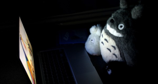 Totoro—CC–CJ Isherwood