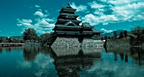 Matsumoto Castle – CC por Christopher Liang