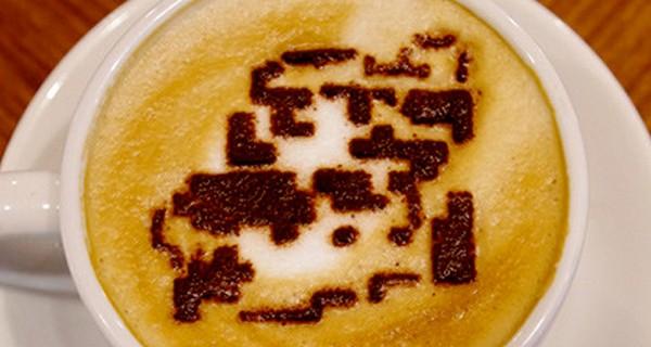 Mario Bros Cafe