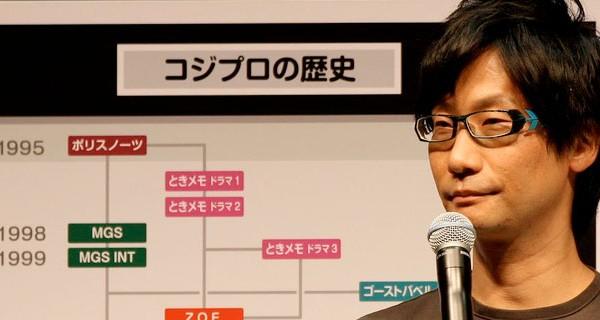 Hideo Kojima—CC por Nikita