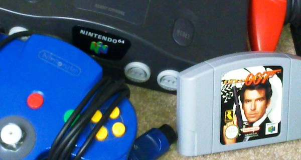 CC Por whatleydude—James Bond 007 Goldeneye Nintendo 64