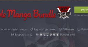 Humble Bundle Manga