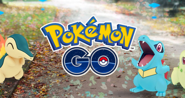 Pokemon go 2da generacion