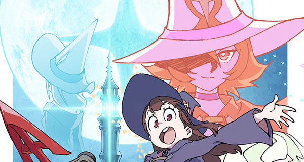Little Witch Academia Toki no Mahou to Nana Fushigi