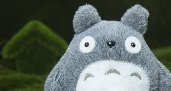 Totoro – CC by SundyMe