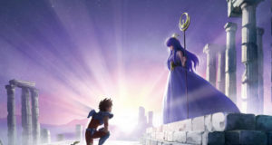 Knights of the Zodiac Saint Seiya.