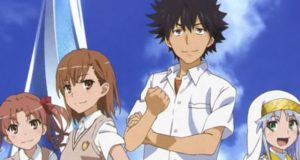 Toaru Majutsu no Index