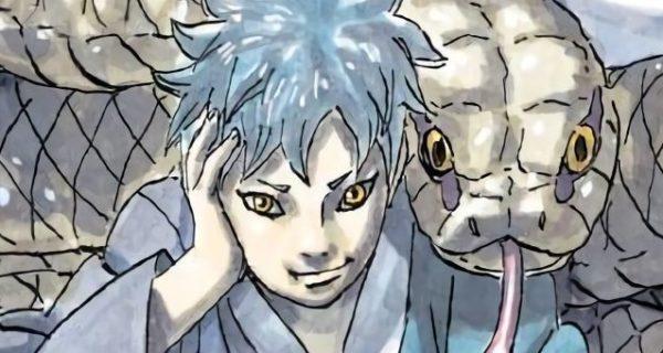 Naruto Boruto Michita Tsuki ga Terasu Michi