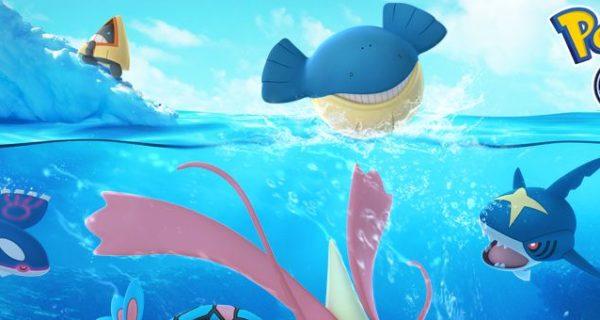pokemon go hoenn hielo agua