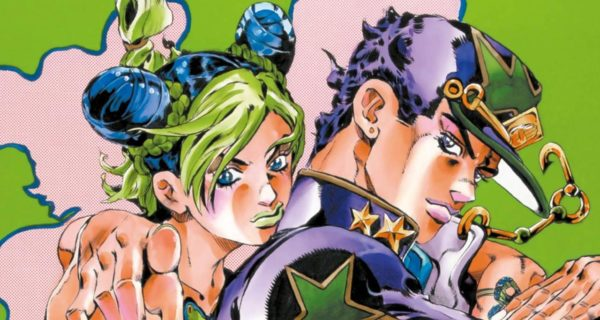 jojo bizzare adventure stone ocean