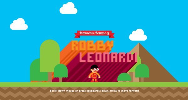 Robby Leonardi – Portafolio
