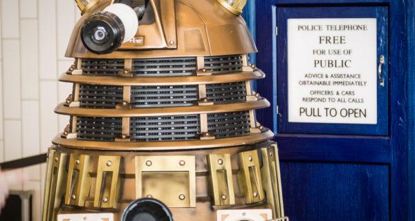 Dalek Doctor who – CC Ian Aberle