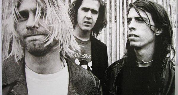 Nirvana—Heart shaped Box
