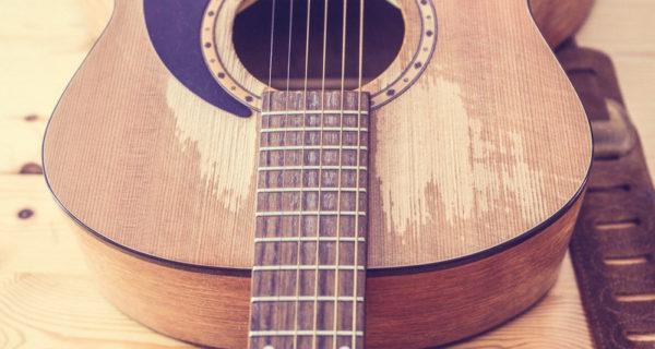 Guitar Acoustic – Daniel Watson