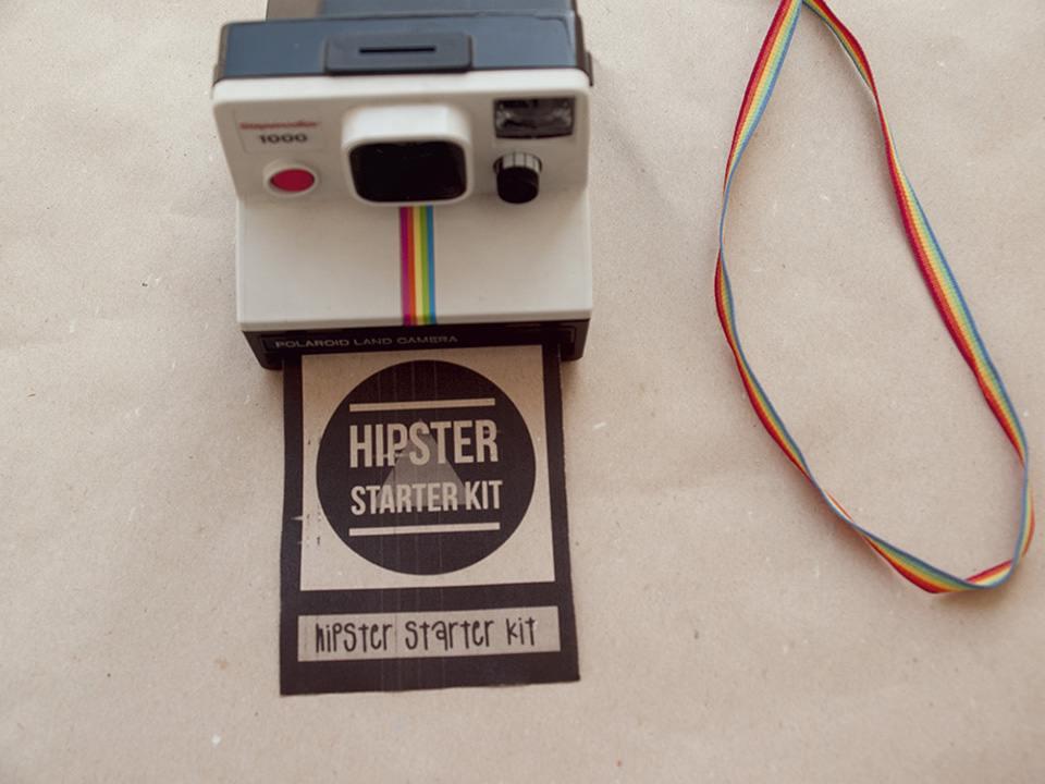 Hipster starter Kit 5