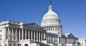 Capitolio EUA – Por CC  Ron Cogswell